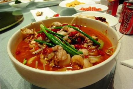 中国の美味
