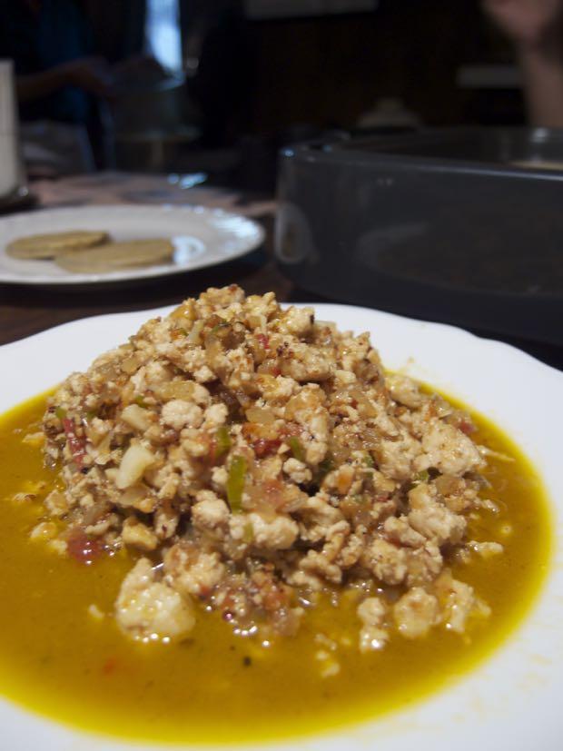 海月食堂,ブータン料理,ジャシャンヤザム