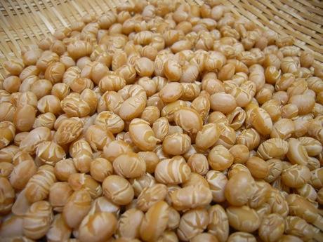 炒り豆の作り方