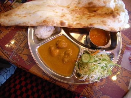 ネパール料理「サムジャナ」