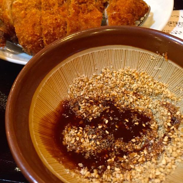 とんかつ明日香 山脈 チキンカツ定食