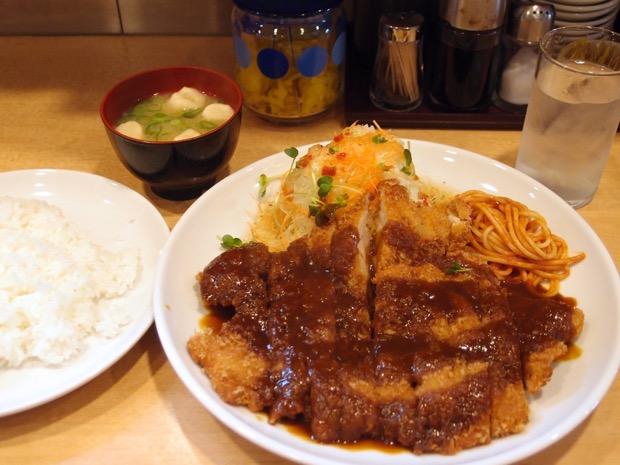 元町 くま食堂 チキンカツ
