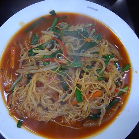 少林寺功夫麺