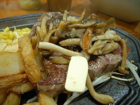 バッファローハンター:秋のステーキ