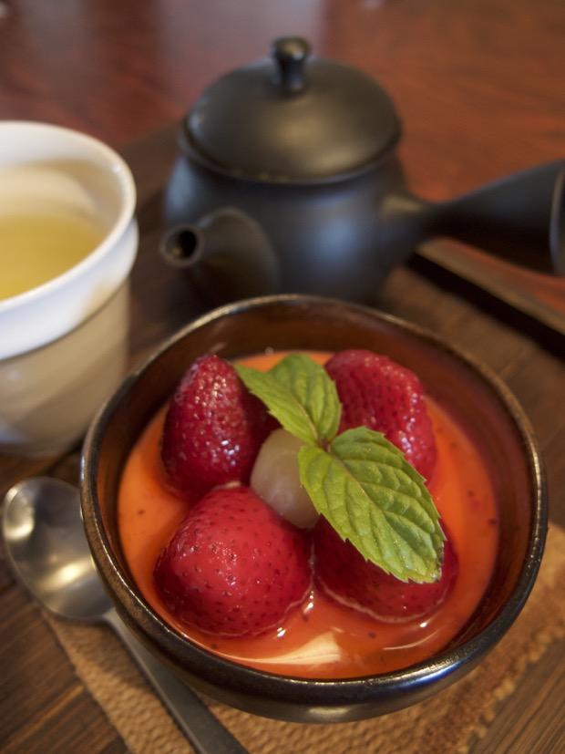 日本茶カフェ 一日 ひとひ