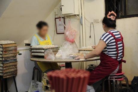 台湾 台北 又一村 水餃子