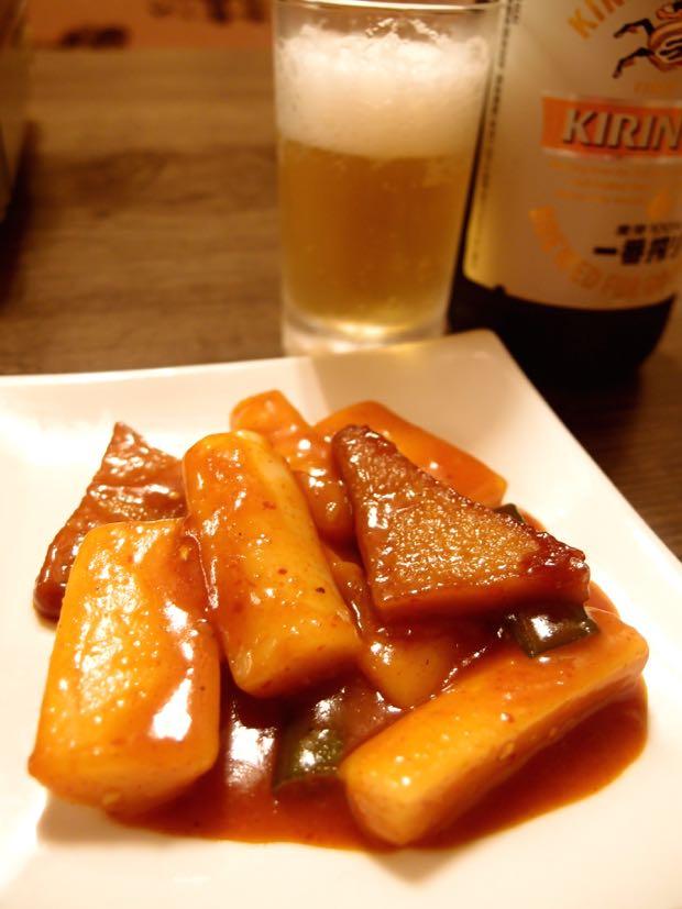 韓国料理 ヤンコプチャン 韓味