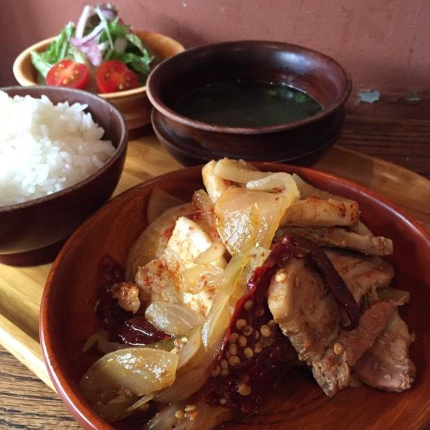 ブータン料理,孤独ノグルメ,ガテモタブン