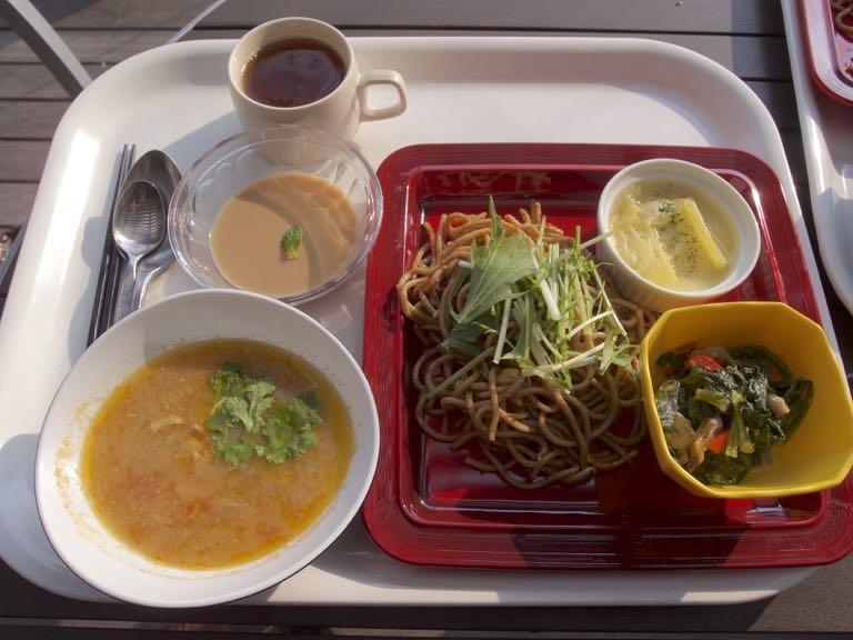 JICA食堂,エスニック料理,ブータン料理