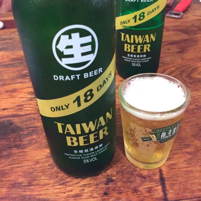 世界入りにくい居酒屋 台湾 台北 阿才的店
